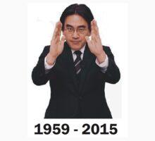 Satoru Iwata - Immortalize The Legend  [RIP]  by HyruLOOP
