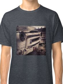 Classic Truck Abandoned in Washington State Classic T-Shirt