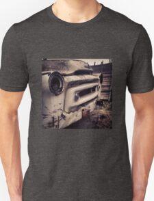 Classic Truck Abandoned in Washington State Unisex T-Shirt