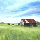 Wrabness Barn by Ben Durrant