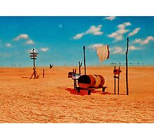 Outback Mail Photographic Print