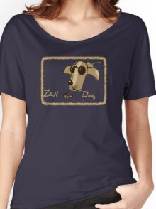 Zen Dog Women's Relaxed Fit T-Shirt