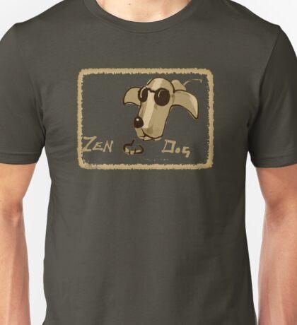 Zen Dog Unisex T-Shirt