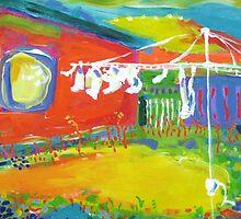 Willagee garden by Kerry  Thompson