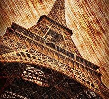 Paris - The Eiffel Tower by jean-louis bouzou