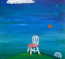 Little chair by Kerry  Thompson