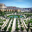 The Orangerie at Versailles by Marcia Luly