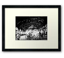 Mount Royal Pavilion  Framed Print