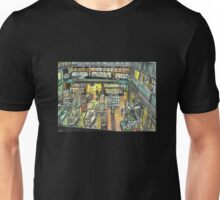 Pitt Rivers Museum- View from the Second Floor- Aug 2015 Unisex T-Shirt