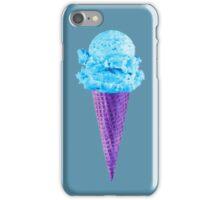 Blue sweet iPhone Case/Skin