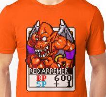 Red Arremer - Demon's Crest Unisex T-Shirt