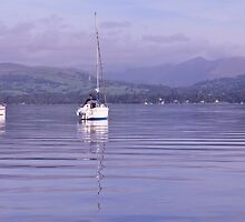 Lake Windermere by Julie Lunan