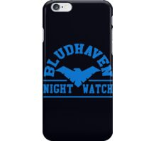 Batman - Bludhaven Blue iPhone Case/Skin