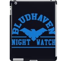 Batman - Bludhaven Blue iPad Case/Skin