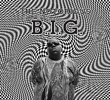 The Notorious B.I.G. by DorianDesigns