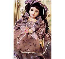 Karis - China Doll Photographic Print