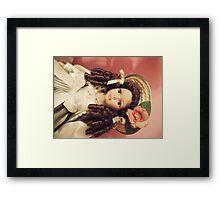 Rosemary - China Doll Framed Print
