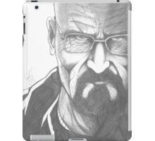 Mr Heisenberg iPad Case/Skin