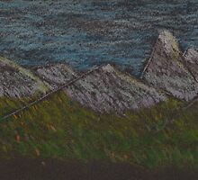 Mountains by Charles Stuart