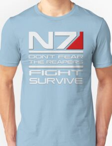 Mass Effect - Don't fear the Reapers T-Shirt