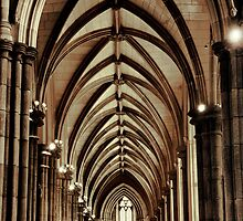 St Patricks Cathedral by Gavin Poh