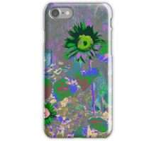 Sunflowers multicoloured iPhone Case/Skin