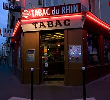 France - Paris 75019 by Thierry Beauvir