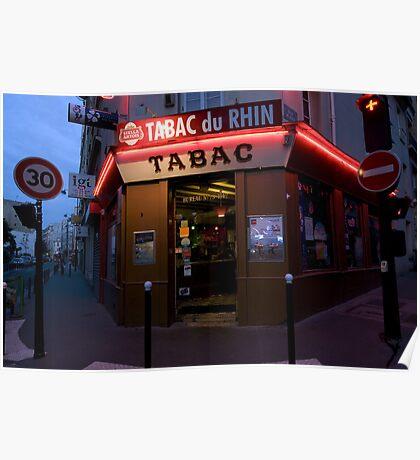 France - Paris 75019 Poster