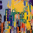 City life by Miroslava Balazova