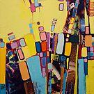 City life II. by Miroslava Balazova Lazarova