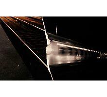 Still Moving Frames #02 Photographic Print