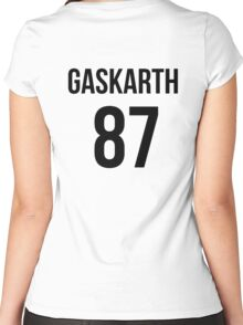 Gaskarth 87 Women's Fitted Scoop T-Shirt
