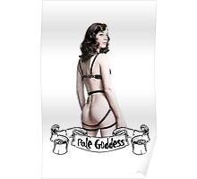Stoya Pale Goddess Poster