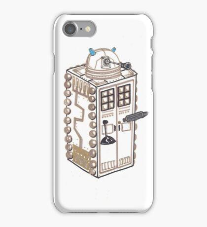Dalek T.A.R.D.I.S. iPhone Case/Skin