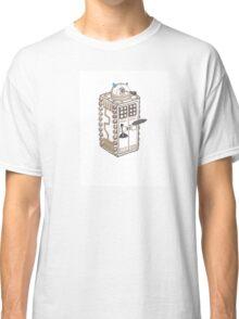 Dalek T.A.R.D.I.S. Classic T-Shirt