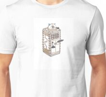 Dalek T.A.R.D.I.S. Unisex T-Shirt