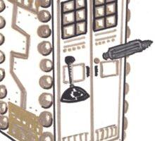 Dalek T.A.R.D.I.S. Sticker