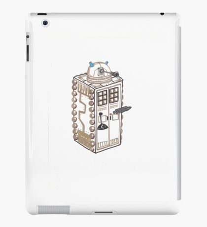 Dalek T.A.R.D.I.S. iPad Case/Skin