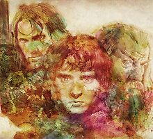 The Lord of the Rings by miriamuk
