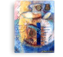 Spiritual Journey Canvas Print