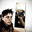 Self Portrait by Ben Rees