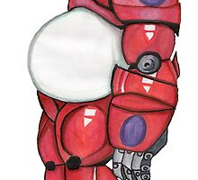 """big hero 6 baymax """"new armour"""" by Jamestanner3907"""
