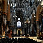 Lincoln Cathedral by KChisnall
