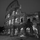 rome the colosseum by El23