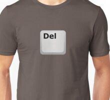 Del key 2 Unisex T-Shirt