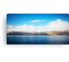 Dreams of Iceland Canvas Print
