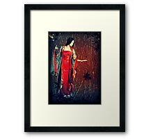 In The Night Garden Framed Print
