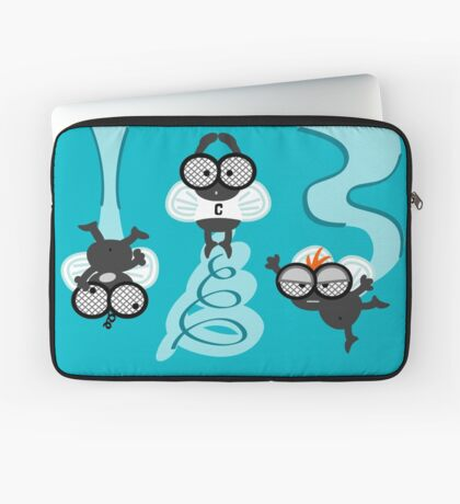 Acrobatics Laptop Sleeve