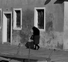 La Vecchia, Burano by pmreed