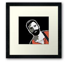 gay bear  Framed Print